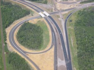 2003 Trunk Highway 53 and 169 Interchange