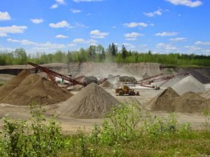 2001 Udeens Quarry Crushing, Drilling and Blasting