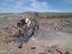 2002 Udeens Quarry Crushing, Drilling and Blasting