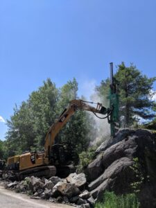 2019 Echo Trail Rock Excavation